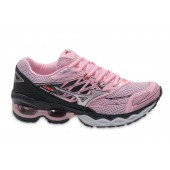 TÊNIS MIZUNO WAVE CREATION 20 -  PRETO PINK
