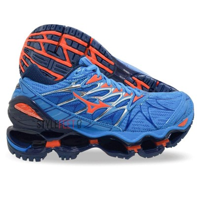 TÊNIS MIZUNO WAVE PROPHECY 7 - AZUL BB