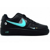 TÊNIS NIKE AIR FORCE 1 - PRETO AZUL