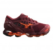 TÊNIS MIZUNO WAVE PROPHECY 9 - BORDO