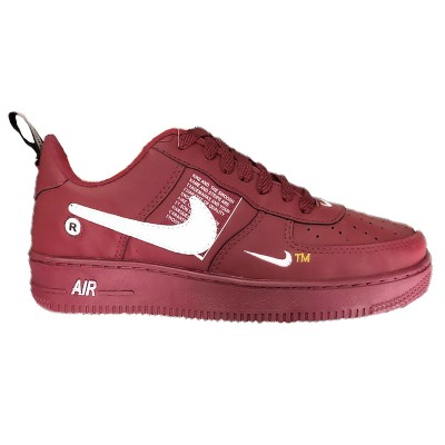TÊNIS NIKE AIR FORCE 1 - BORDO